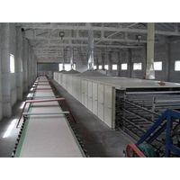 gypsum plate equipment