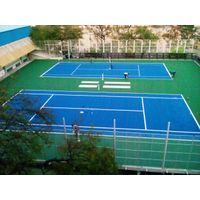 Tennis Court Construction thumbnail image