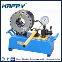 Hydraulic Manual Hose Crimping Machine