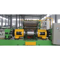 BTU bladder turn up tire buidling machine