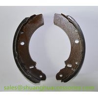 Bajaj brake shoe for three wheeler,ISO9001:2008