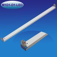 single 4ft T8 led tube light fixture led fixture