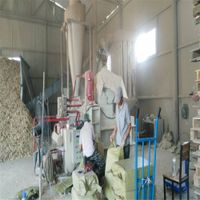 1-8 mesh residue meal of corn cob for mushroom cultivation