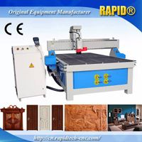 RD-1325 Air cooling spindle MDF woodworking CNC Router thumbnail image