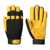 Mechanic Hand Gloves/ Work Place Safety Gloves thumbnail image