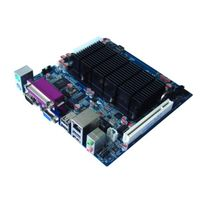 Intel Atom Dual-core D525 Mini-ITX Motherboard with 2 x SATA 3Gbps HD Connector Storage Interface