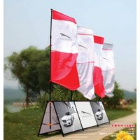 A-up2 banner stand/flag banner/advertising bannner thumbnail image