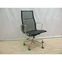 Retro designed Aluminum Office Chairs thumbnail image