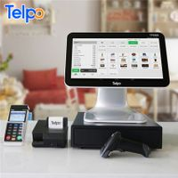 Telpo TPS688 lottery modern business computerized android pos cash register thumbnail image