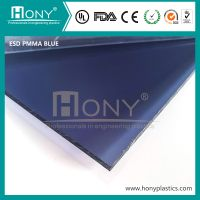 Manufacture Antistatic Cast Acrylic Sheets Clear Pmma Plastic