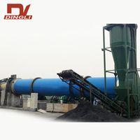 Lignite Coal Rotary Dryer Machine thumbnail image