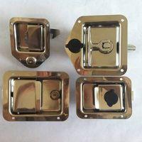 Toolbox Paddle Locks, Handle Locks, T Locks, 304 Stainless Steel Locks, Storage Cabinet Locks