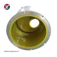 polyurethane coated part