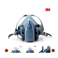 3M Half Facepiece Respirators 7500 Series