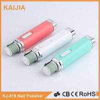 Battery eletric nail polisher