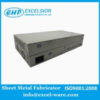 Power coated Custonmized 1U rackmount