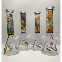America USA glass bongs hand pipe beaker pipe smoking glass pipe thumbnail image