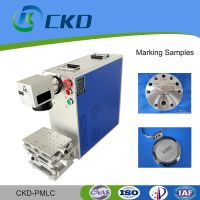High quality 10W, 20W, 30W, 50W Fiber laser marking machine