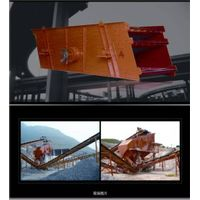 even product vibrating screen