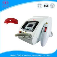 Yag laser for color tattoo removal skin pigment spot lose machine thumbnail image