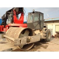 Used Single Drum Road Roller Ingersoll Rand SD100