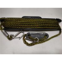 US Military ANTENNA GUY WIRE ROPE LINE HOOK Tensioner Cable Stabilize thumbnail image