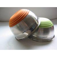 mixing bowl,salad bowl,Stainless steel bowl