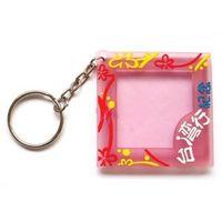 mini photo frame keychanin with soft pvc Material thumbnail image