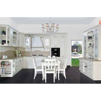 Versailles, China Best Supplier of Solid Wood Kitchen Cabinet