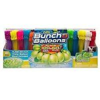"ZURU Bunch O Balloons, Fill in 60 Seconds, 350 Water Balloons, 20"" Water Ball"