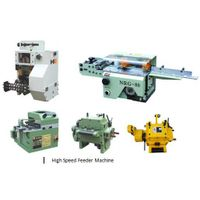 High speed Roller Feeder Machine
