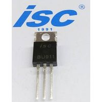 ISC sillicon NPN power transistor BU911
