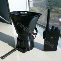 Sky Speaker-I Megaphone For Drones Laudspeaker of RC Aerial Plane
