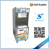 2+1 flavor commercial soft ice cream machine prices