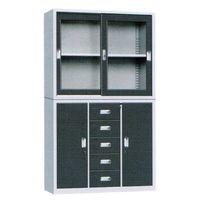 5 drawer sliding door cabinet thumbnail image