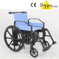 Plastic wheelchair manufacturer for 7.0T MR room use thumbnail image