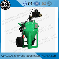 dustless blasting wet sand blasting machine