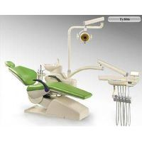Real cow leather Dental Chair Units