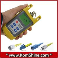 High quality handheld optical power meter KPM-25m equal to JDSU OLP-35