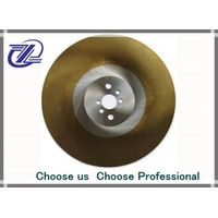HSS Cold Circular Saw Blade For Cutting Stainless Steel