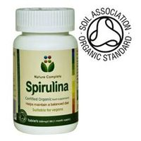 Nature Complete Certified Organic Spirulina