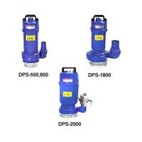 SUBMERSIBLE ENGINEERING PUMP FOR CONSTRUCTION SITES (MADE OF ALUMINIUM)