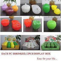 Fridge containers (Onion, Garlic, Lemon, Tomato, pepper, Apple etc.)
