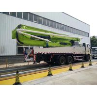 Haoboc H9-28M concrete mixer pump truck thumbnail image