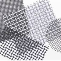 AISI 316 6mesh 7 mesh 8 mesh stainless steel woven wire mesh thumbnail image