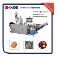 Microduct Tube Extrusion Machine 5mm-18mm