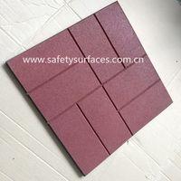 Rubber brick,rubber paver