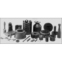 Graphite foil, graphite sheet, graphite tub, graphite rod, gasket material parts thumbnail image
