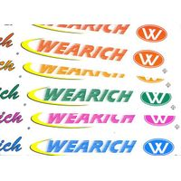 FILM-LESS WATER TRANSFER PRINTING DECAL FOR HELMET, METAL CARBON, TOYS MODEL, BICYCLE, SPORTS PARTS, thumbnail image