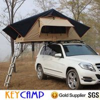 China new products ripsto canvas roof top tent